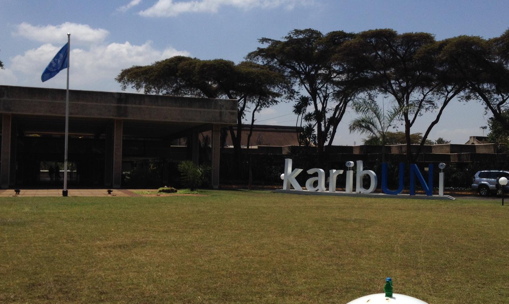 UN in Nairobi